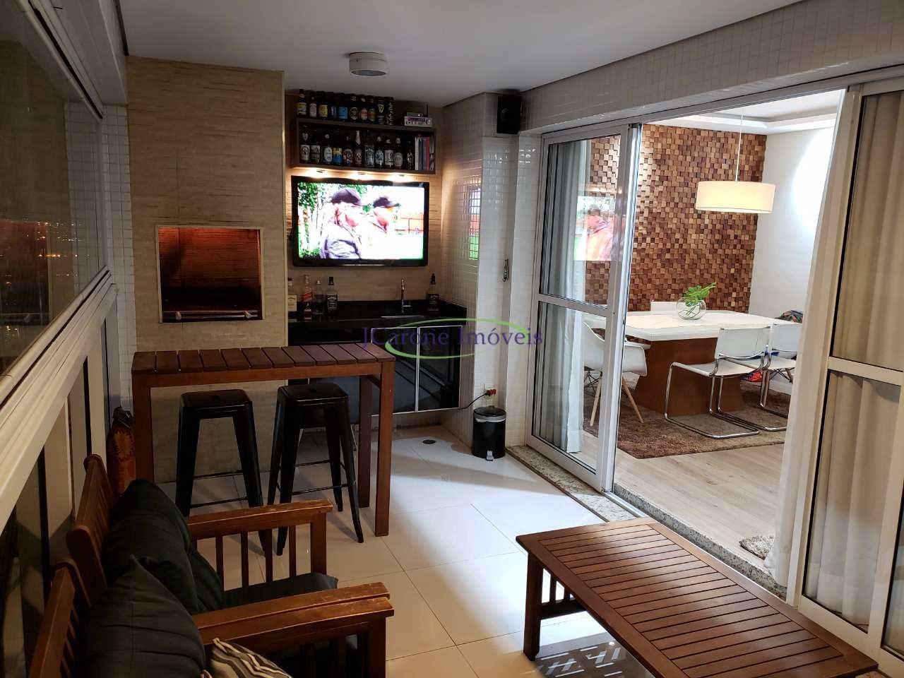 Apartamento com 3 dorms, Ponta da Praia, Santos - R$ 790 mil, Cod: 64152761