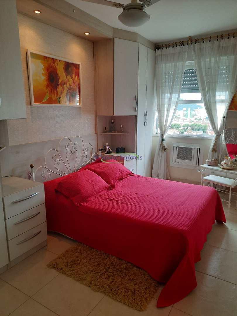 Apartamento com 2 dorms, Boqueirão, Santos - R$ 499 mil, Cod: 64152769