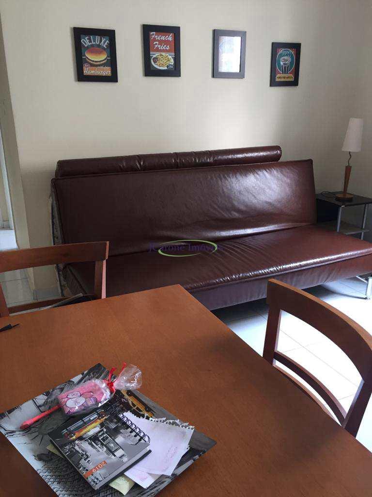 Apartamento com 1 dorm, Boqueirão, Santos - R$ 310 mil, Cod: 64152772