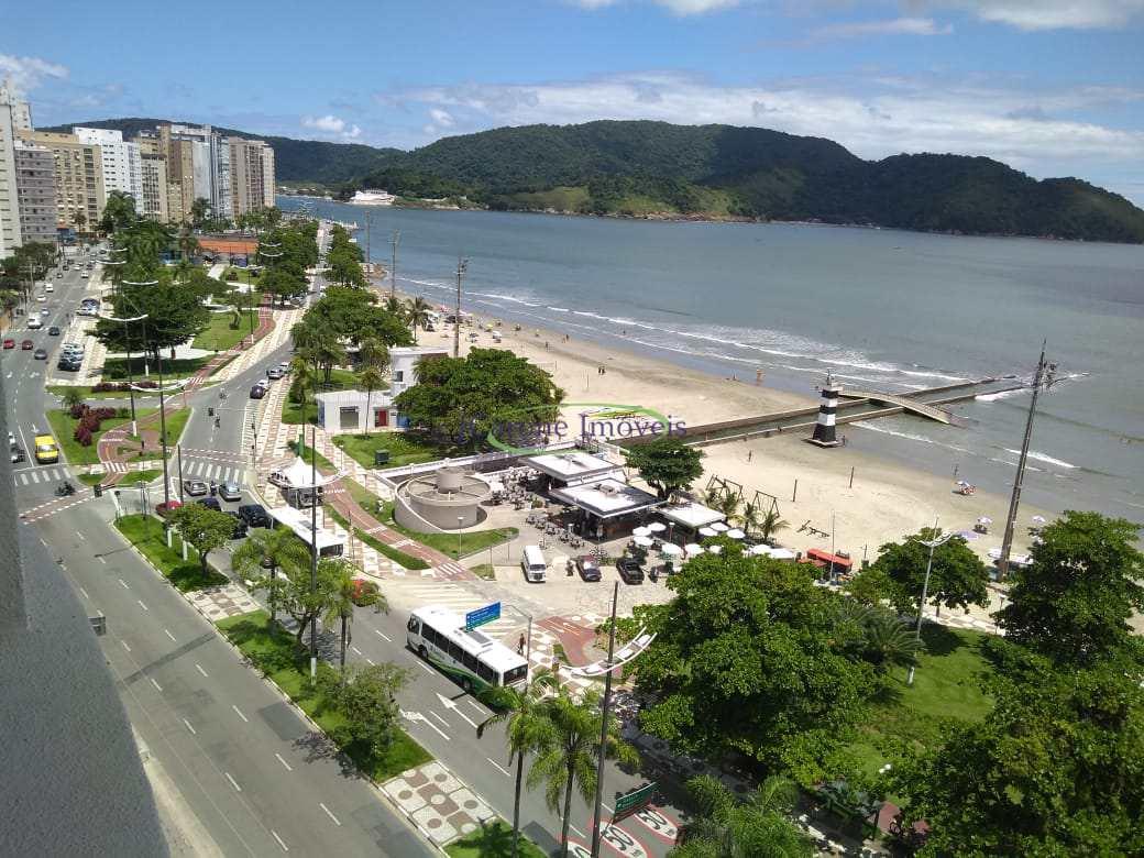 Apartamento com 3 dorms, Aparecida, Santos - R$ 575 mil, Cod: 64152787