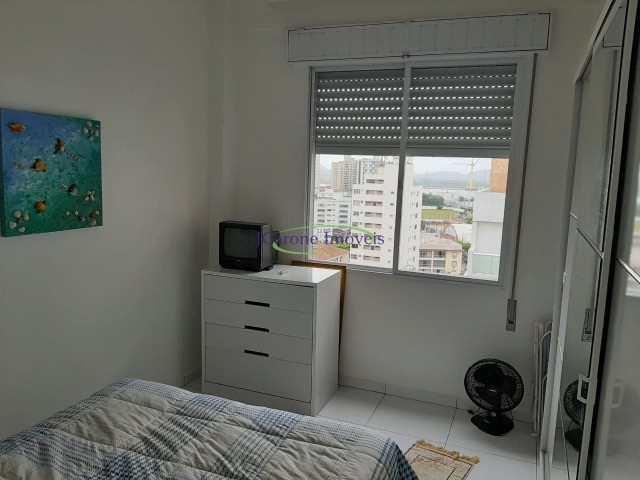 Apartamento com 2 dorms, Ponta da Praia, Santos - R$ 369 mil, Cod: 64152797