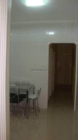 Apartamento com 2 dorms, Campo Grande, Santos - R$ 355 mil, Cod: 64152799