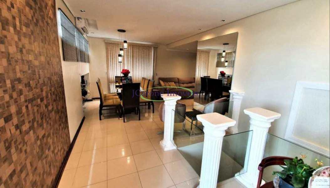 Cobertura com 3 dorms, Estuário, Santos - R$ 980 mil, Cod: 64152801