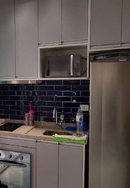 Apartamento com 2 dorms, Gonzaga, Santos - R$ 800 mil, Cod: 64152809