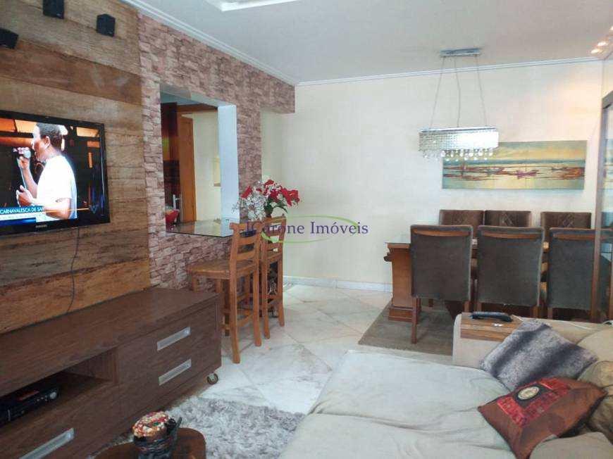 Apartamento com 2 dorms, Gonzaga, Santos - R$ 840 mil, Cod: 64152810