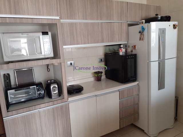 Apartamento com 1 dorm, Campo Grande, Santos - R$ 275 mil, Cod: 64152837