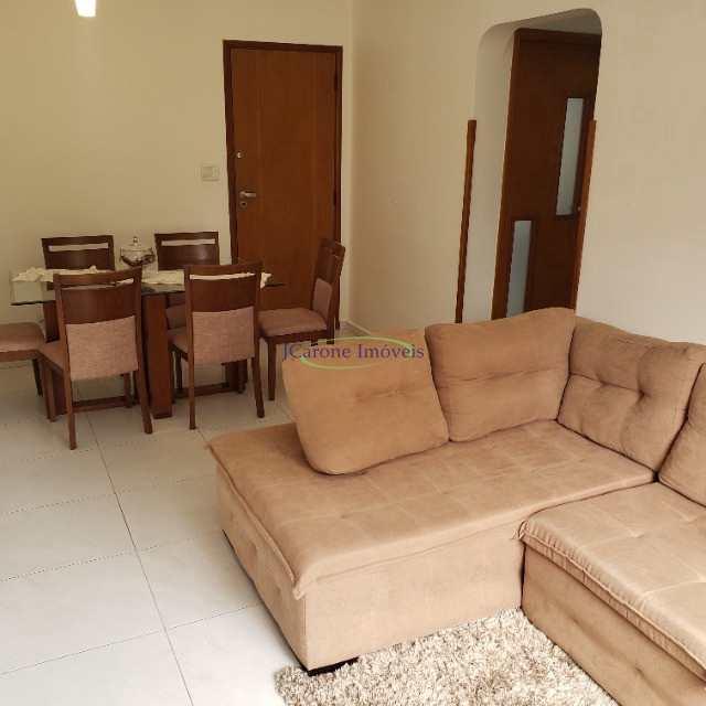 Apartamento com 3 dorms, Boqueirão, Santos - R$ 425 mil, Cod: 64152844