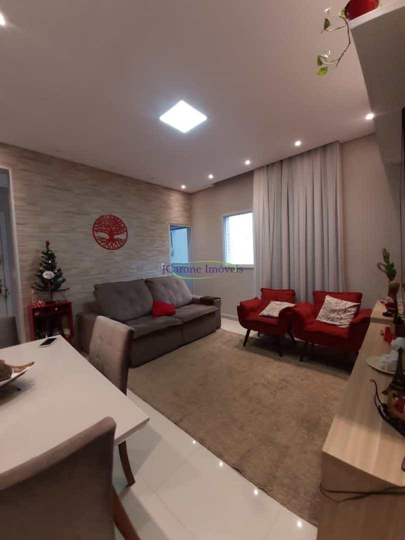 Apartamento com 3 dorms, José Menino, Santos - R$ 700 mil, Cod: 64152847