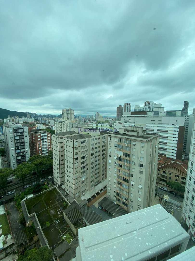 Apartamento com 1 dorm, José Menino, Santos - R$ 260 mil, Cod: 64152878