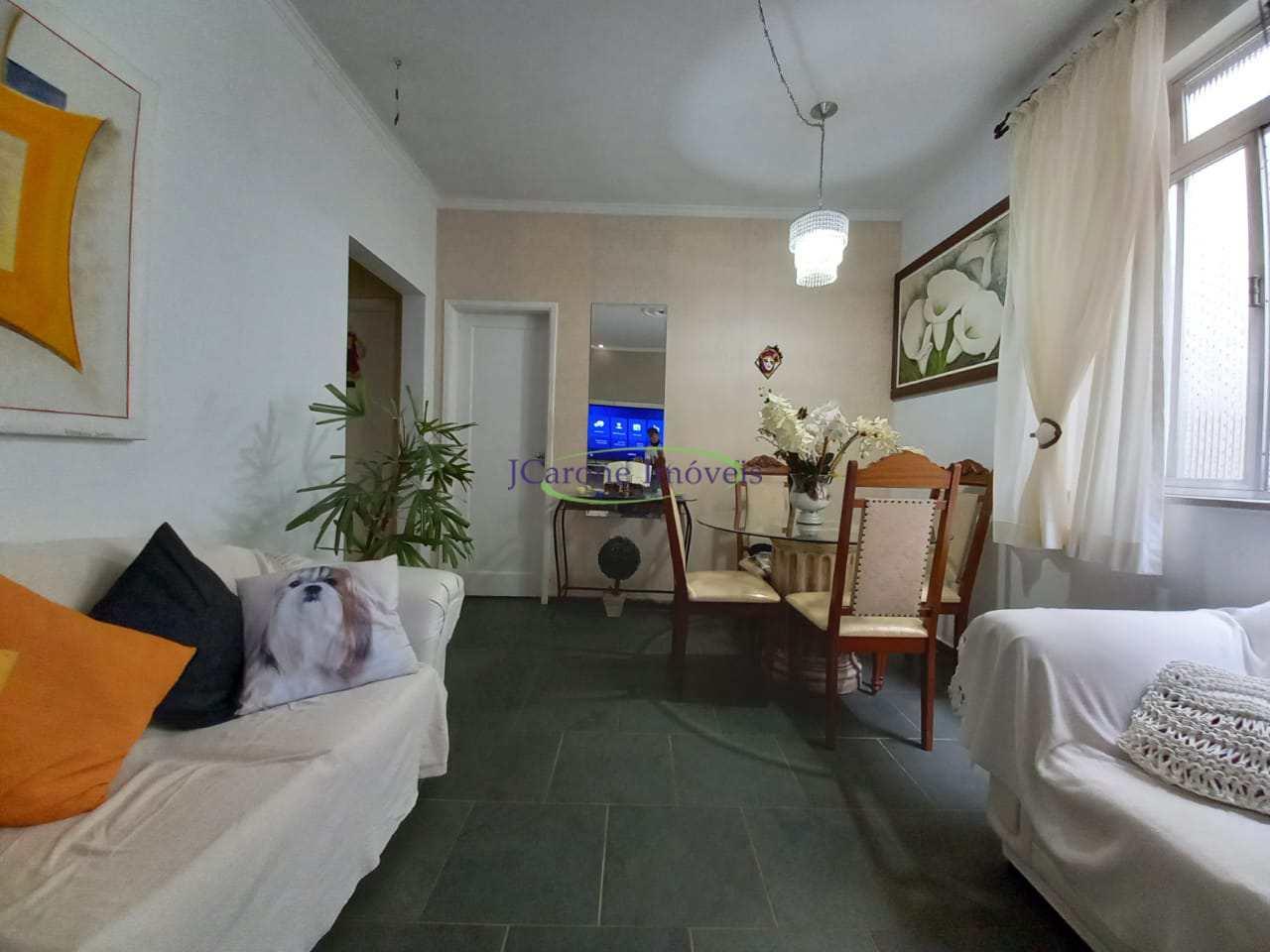Apartamento com 2 dorms, Aparecida, Santos - R$ 375 mil, Cod: 64152892
