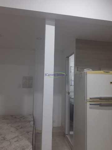 Sala Living com 1 dorm, Boqueirão, Santos - R$ 199 mil, Cod: 64152915