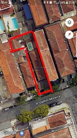 Terreno, Embaré, Santos - R$ 890 mil, Cod: 64152947