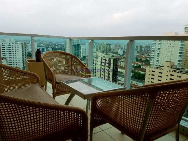 Apartamento com 3 dorms, Boqueirão, Santos - R$ 1.12 mi, Cod: 64152954