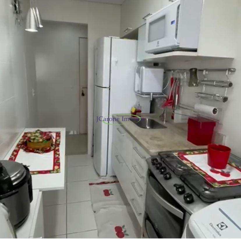 Apartamento com 1 dorm, Ponta da Praia, Santos - R$ 430 mil, Cod: 64152956