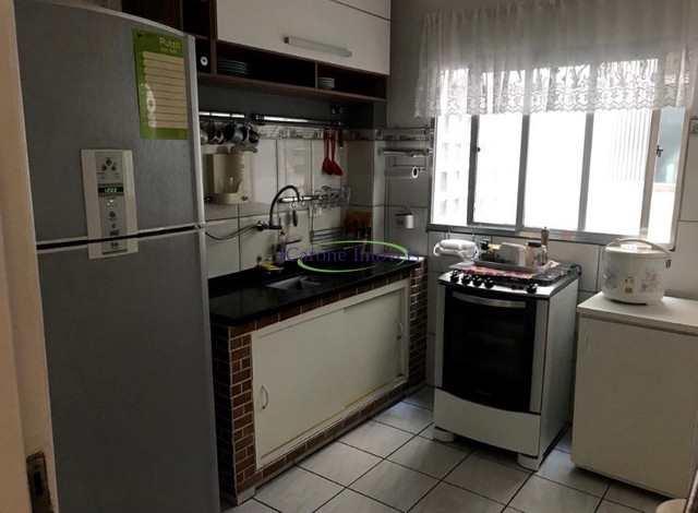 Apartamento com 3 dorms, Campo Grande, Santos - R$ 425 mil, Cod: 64152963