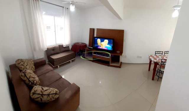 Apartamento com 1 dorm, Boqueirão, Santos - R$ 300 mil, Cod: 64152966