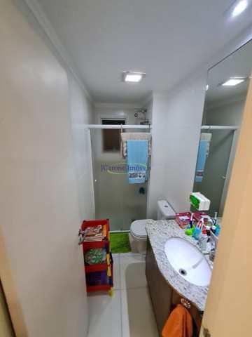 Apartamento com 3 dorms, Ponta da Praia, Santos - R$ 745 mil, Cod: 64152970