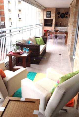 Apartamento com 4 dorms, Gonzaga, Santos - R$ 1.1 mi, Cod: 64152981