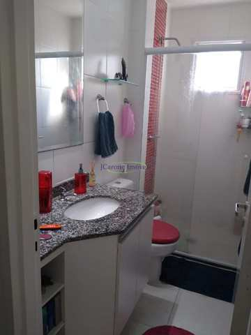 Apartamento com 2 dorms, Estuário, Santos - R$ 395 mil, Cod: 64152987