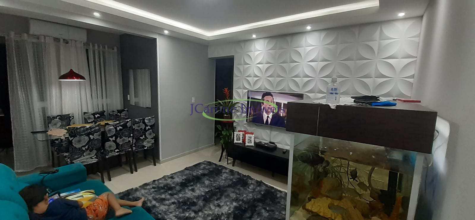 Apartamento com 2 dorms, Macuco, Santos - R$ 460 mil, Cod: 64152988