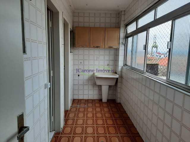 Apartamento com 2 dorms, Aparecida, Santos - R$ 350 mil, Cod: 64152991