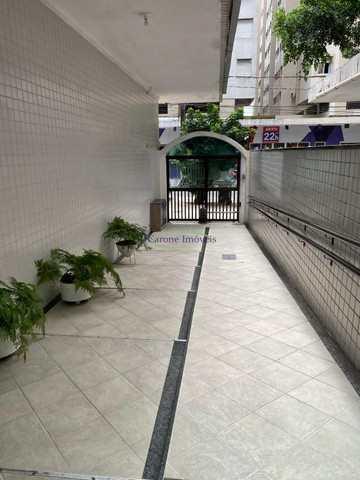 Apartamento com 2 dorms, Ponta da Praia, Santos - R$ 275 mil, Cod: 64152994