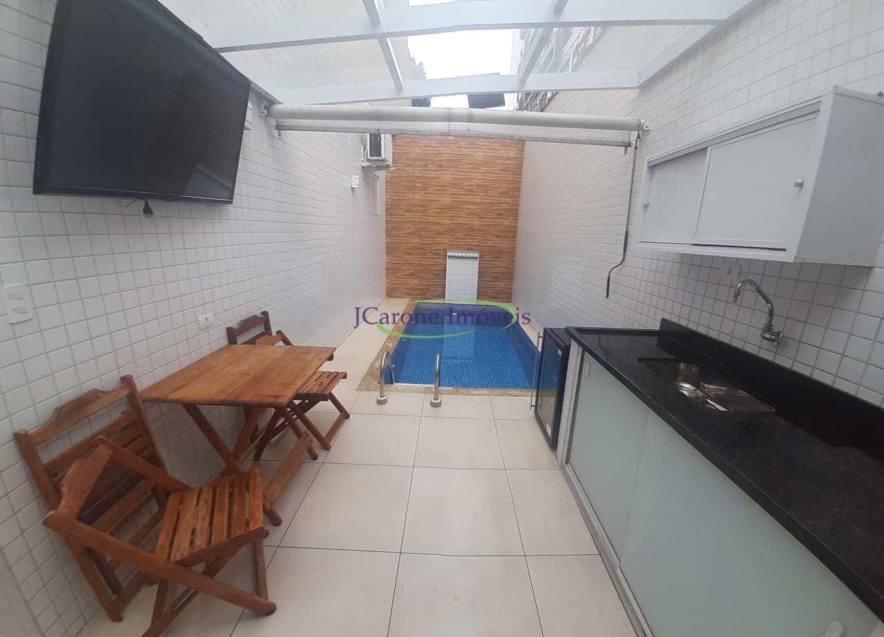 Casa com 3 dorms, Embaré, Santos - R$ 1.65 mi, Cod: 64153018