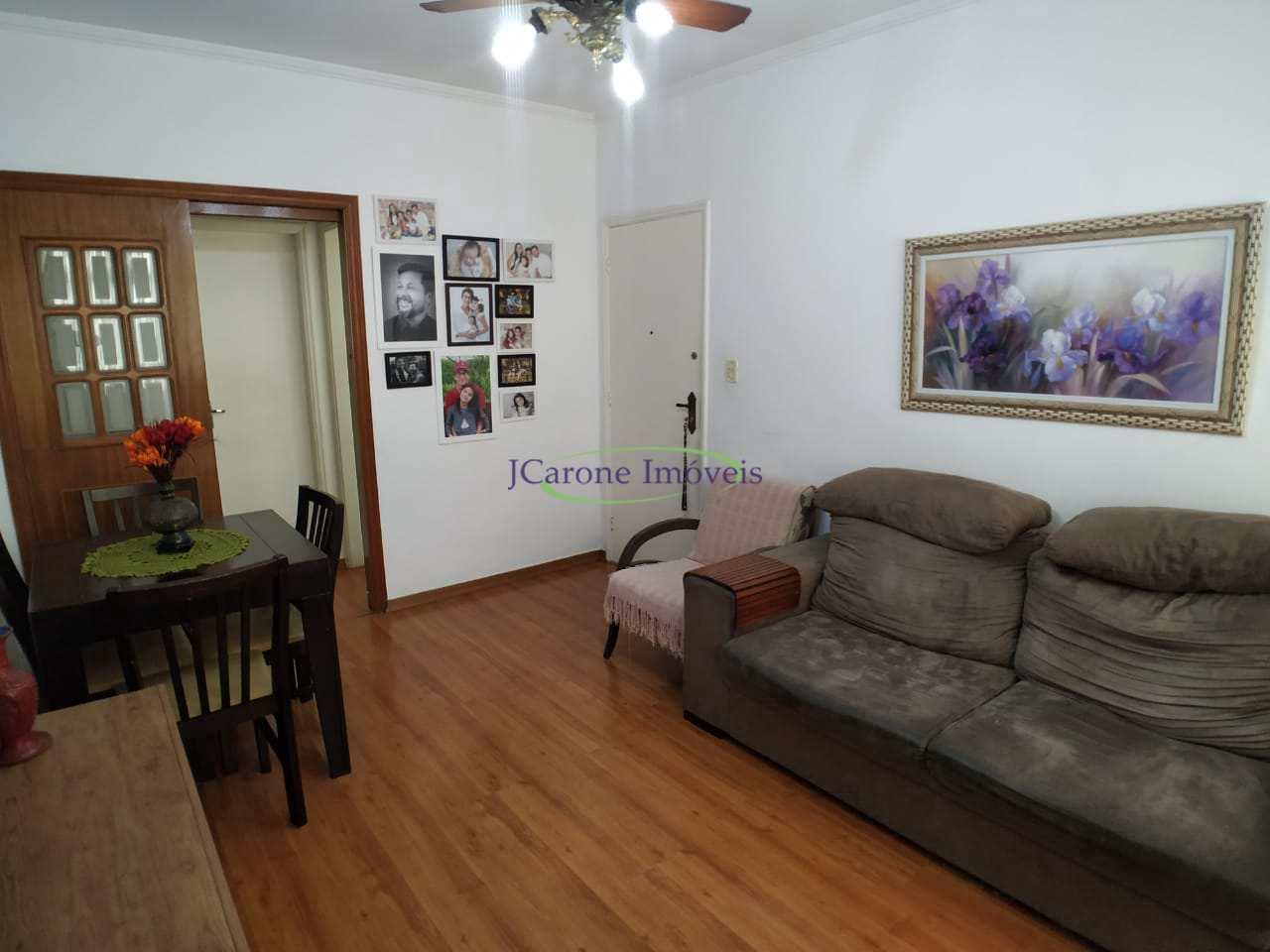 Apartamento com 2 dorms, Encruzilhada, Santos - R$ 300 mil, Cod: 64153048