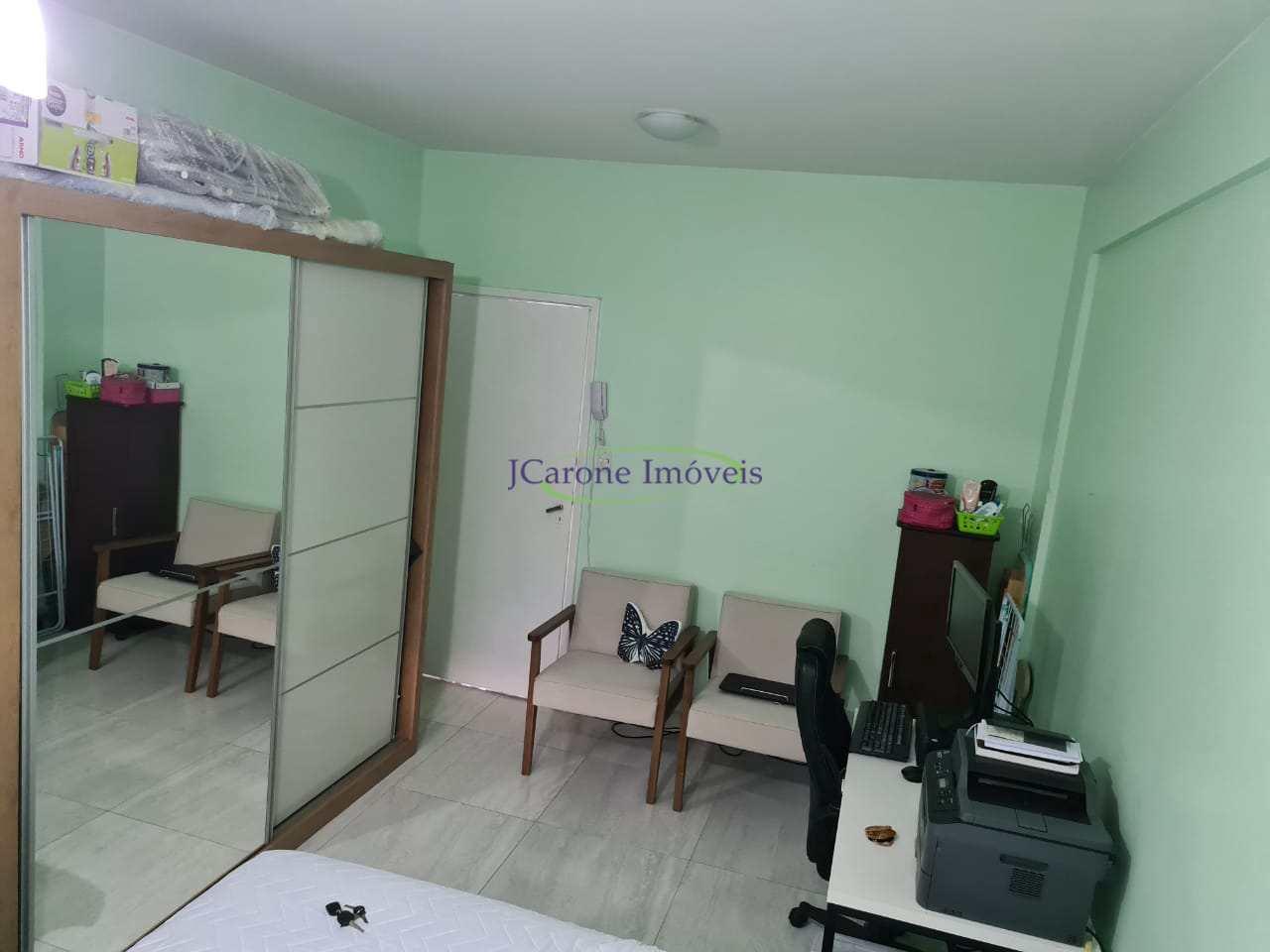 Sala Living, Ponta da Praia, Santos - R$ 225 mil, Cod: 64153057