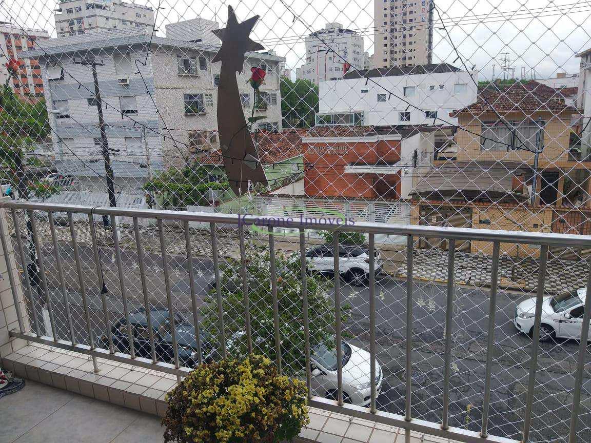 Apartamento com 2 dorms, Aparecida, Santos - R$ 355 mil, Cod: 64153064