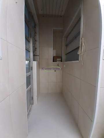 Apartamento com 1 dorm, Boqueirão, Santos - R$ 295 mil, Cod: 64153074
