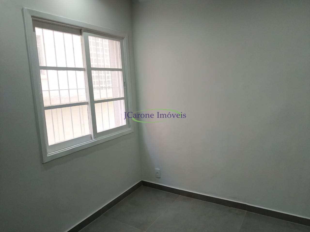 Apartamento com 1 dorm, Gonzaga, Santos - R$ 232 mil, Cod: 64153077