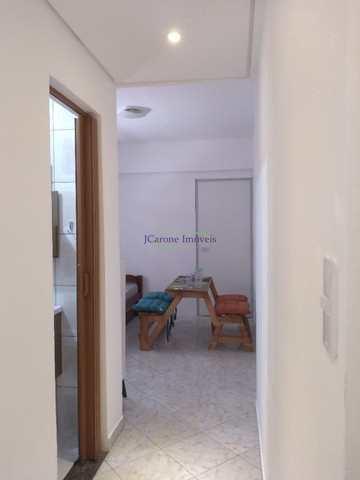 Sala Living com 1 dorm, Boqueirão, Santos - R$ 205 mil, Cod: 64153103