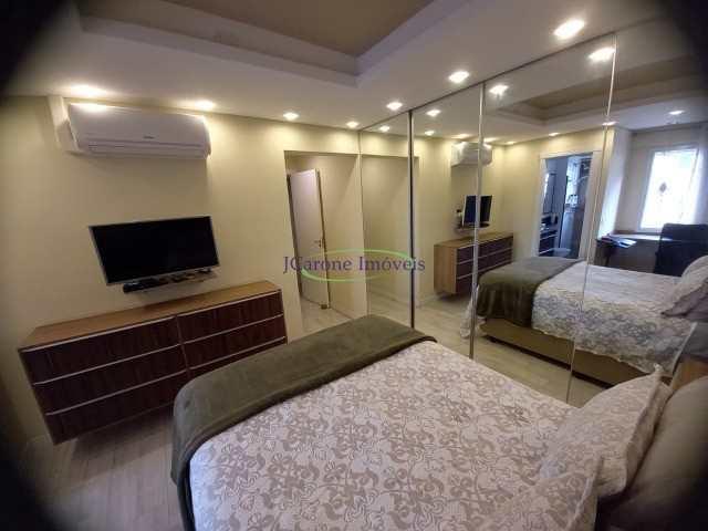 Apartamento com 2 dorms, Encruzilhada, Santos - R$ 855 mil, Cod: 64153135