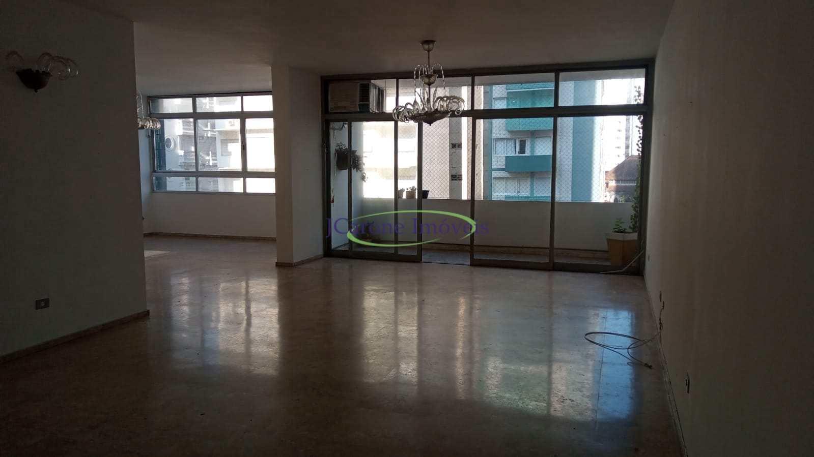 Apartamento com 3 dorms, Boqueirão, Santos - R$ 850 mil, Cod: 64153146
