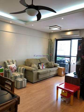 Apartamento com 3 dorms, Encruzilhada, Santos - R$ 480 mil, Cod: 64153153