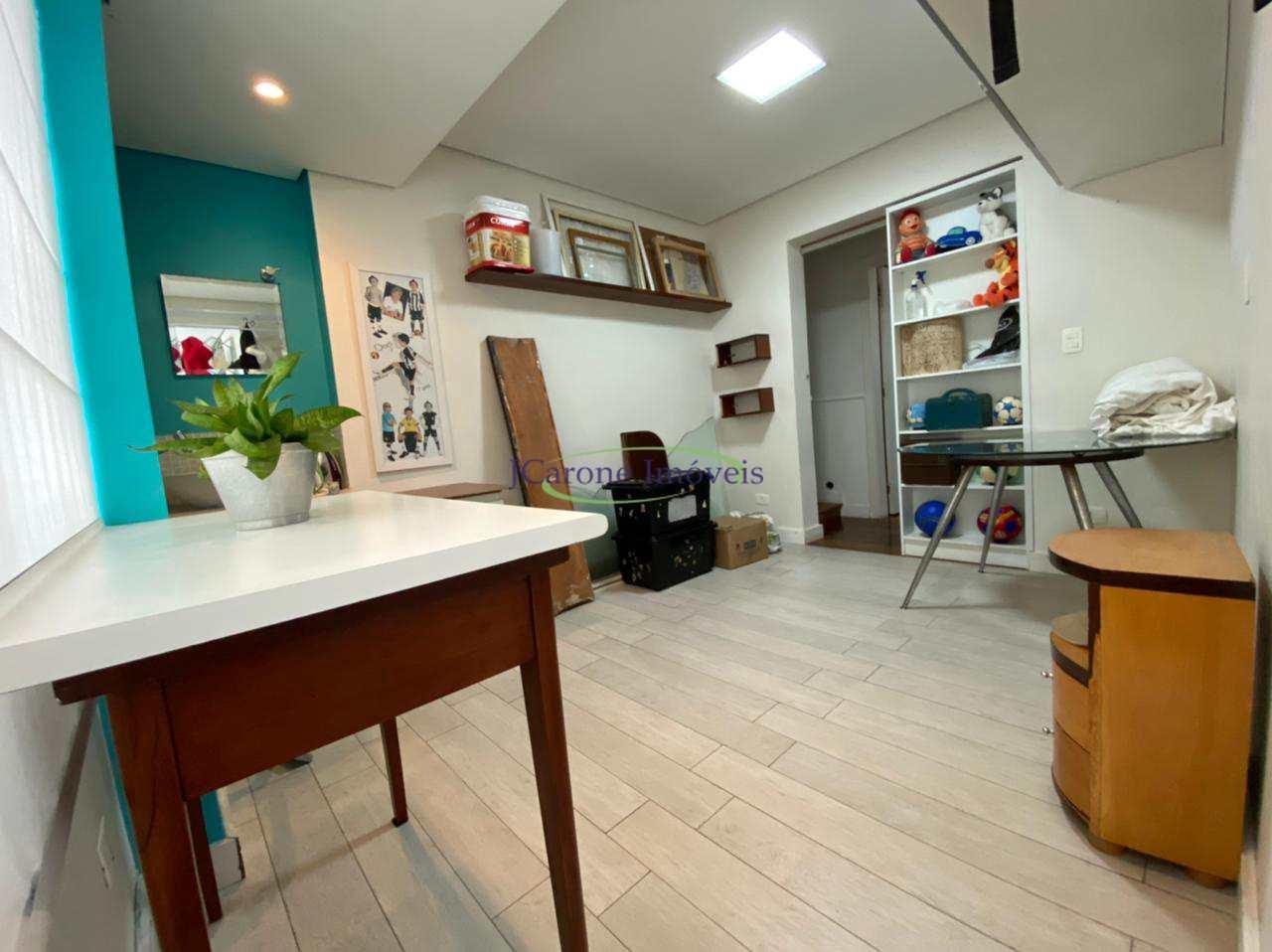 Apartamento com 4 dorms, Boqueirão, Santos - R$ 590 mil, Cod: 64153156