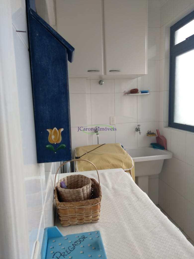 Apartamento com 2 dorms, Caiçara, Praia Grande - R$ 430 mil, Cod: 64153166