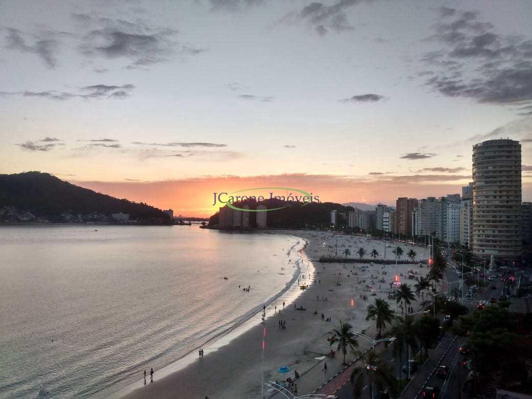 Apartamento com 2 dorms, Itararé, São Vicente - R$ 330 mil, Cod: 64153176