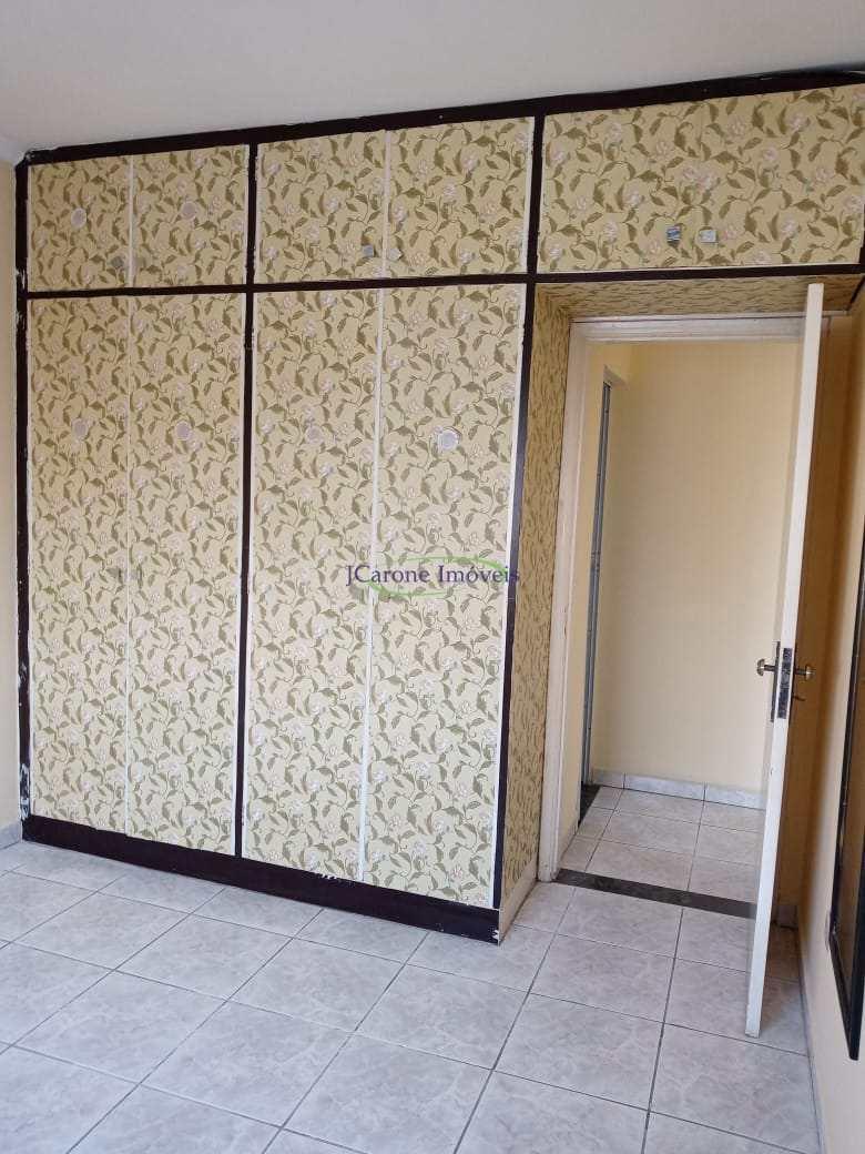 Apartamento com 1 dorm, Gonzaguinha, São Vicente - R$ 195 mil, Cod: 64153188