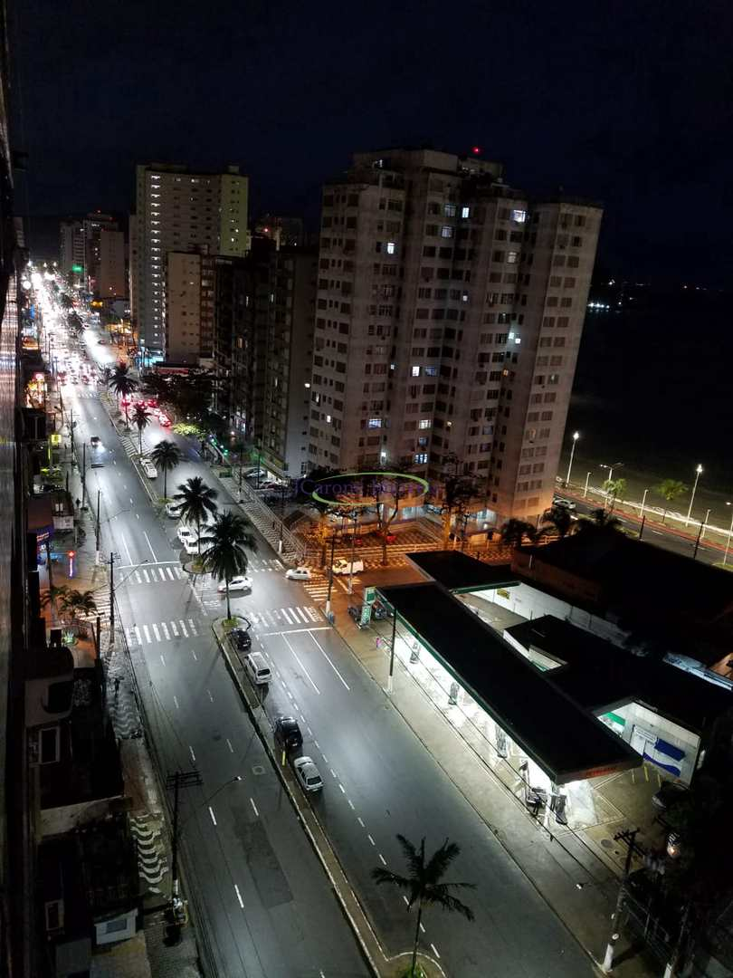Sala Living com 1 dorm, Gonzaguinha, São Vicente - R$ 113 mil, Cod: 64153189