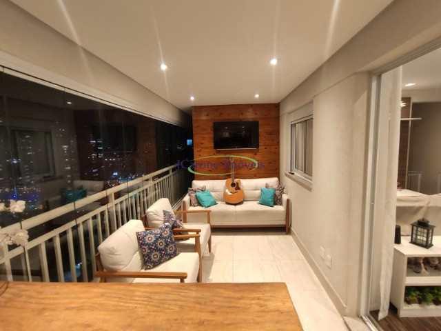 Apartamento com 2 dorms, Centro, São Bernardo do Campo - R$ 790 mil, Cod: 64153201