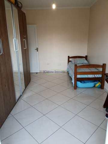 Apartamento com 2 dorms, Encruzilhada, Santos - R$ 350 mil, Cod: 64153202