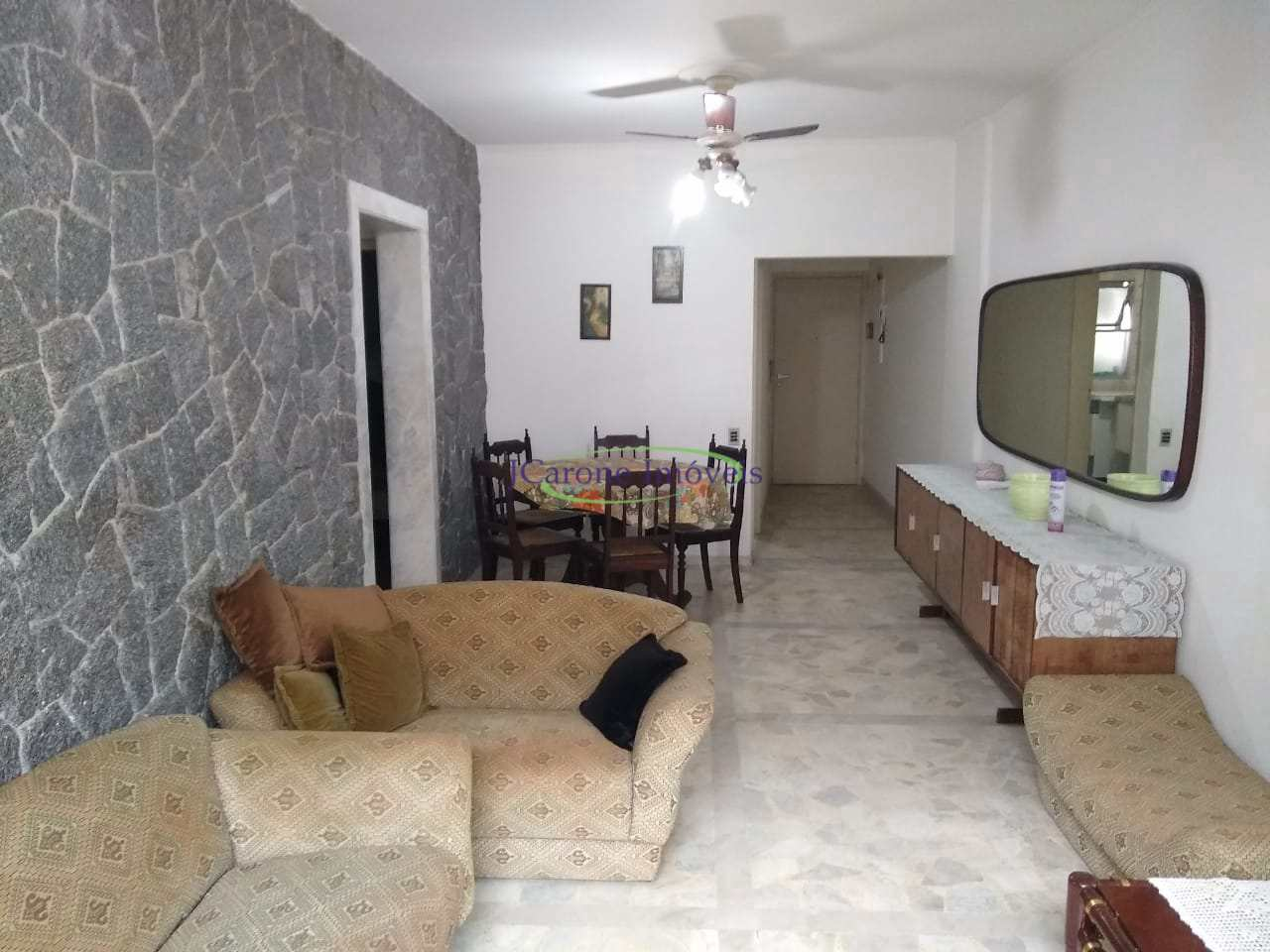 Apartamento com 2 dorms, Aparecida, Santos - R$ 470 mil, Cod: 64153206