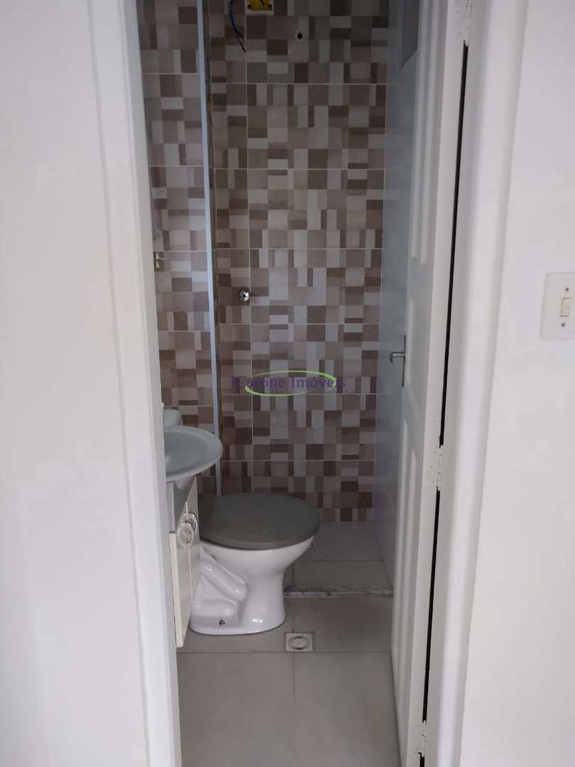 Apartamento com 2 dorms, José Menino, Santos - R$ 370 mil, Cod: 64153212