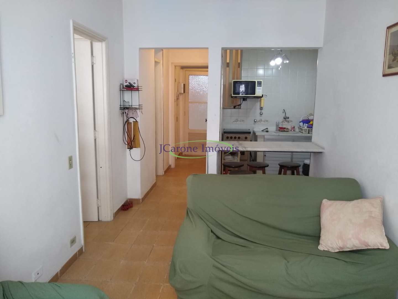Apartamento com 1 dorm, Aparecida, Santos - R$ 245 mil, Cod: 64153213