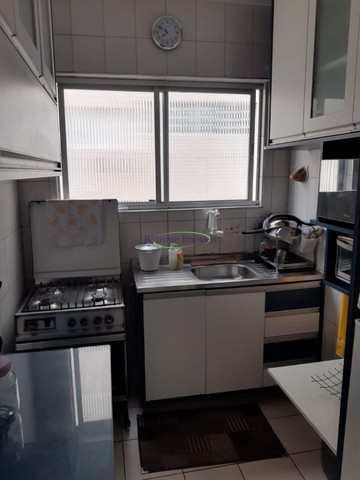 Apartamento com 1 dorm, Ponta da Praia, Santos - R$ 265 mil, Cod: 64153219