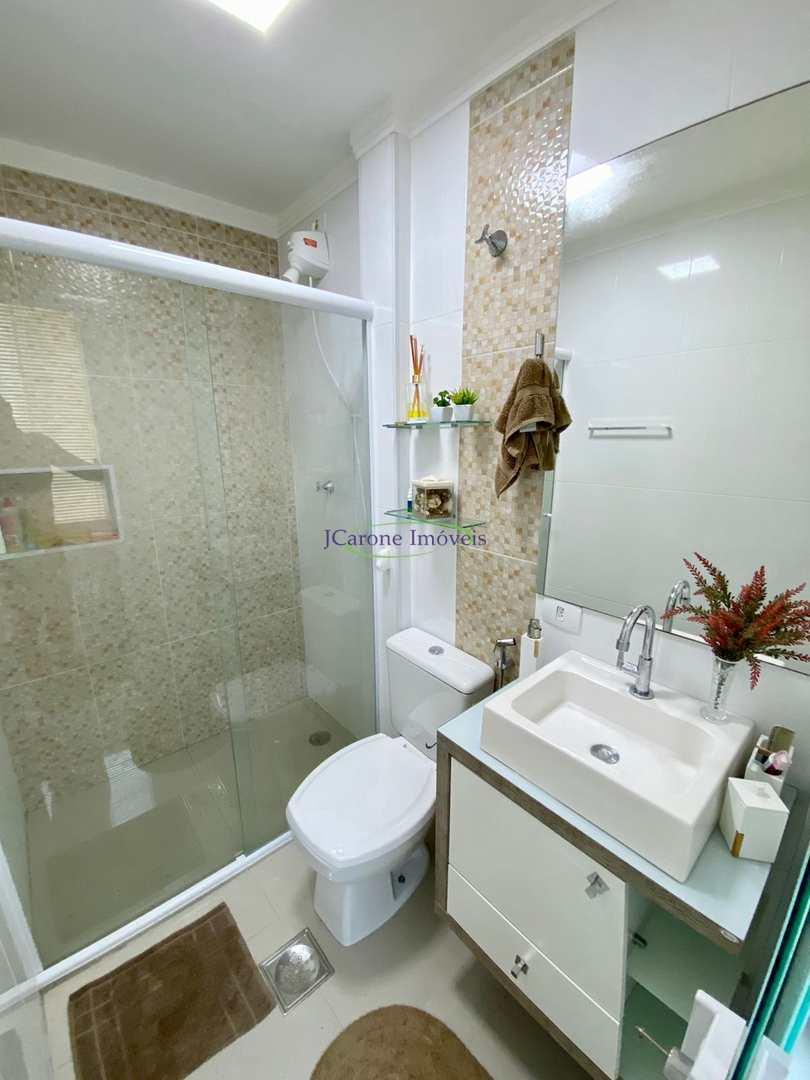 Apartamento com 1 dorm, José Menino, Santos - R$ 470 mil, Cod: 64153222