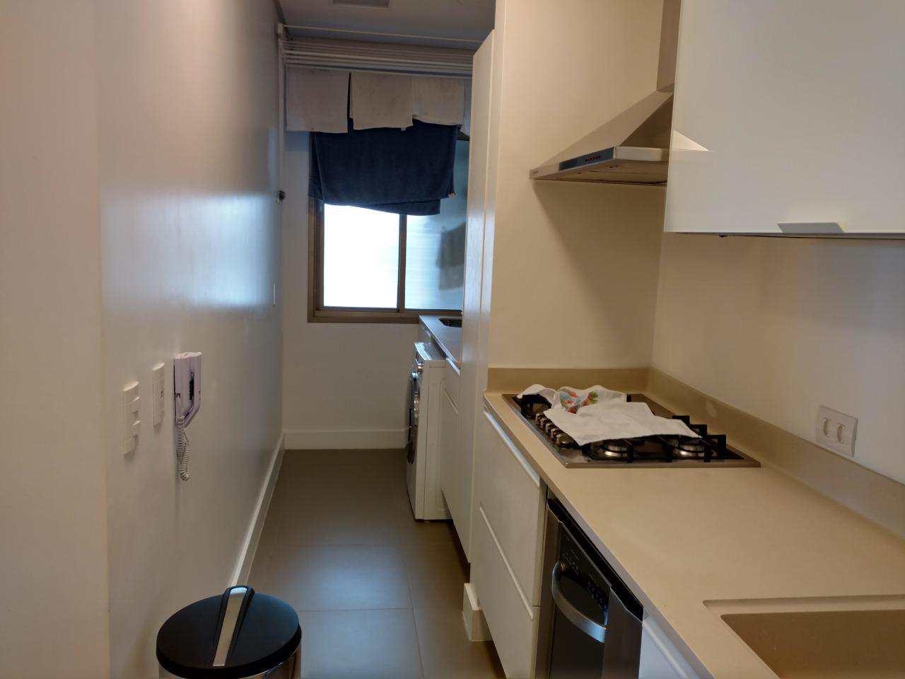Apartamento com 3 quartos, Jurerê Internacional