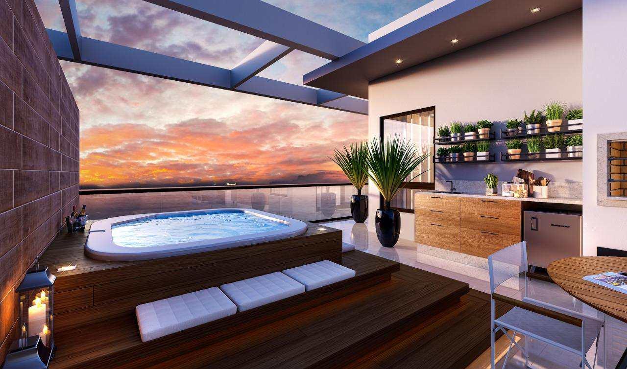 Apartamento com 2 dorms, Ingleses do Rio Vermelho